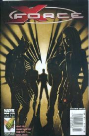 X-Force #7 (2008) Marvel comic book